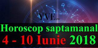 Horoscop saptamanal 4 - 10 Iunie 2018