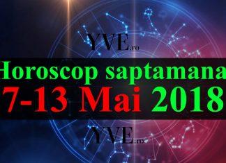 Horoscop saptamanal 7-13 Mai 2018