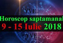 Horoscop saptamanal 9 - 15 Iulie 2018