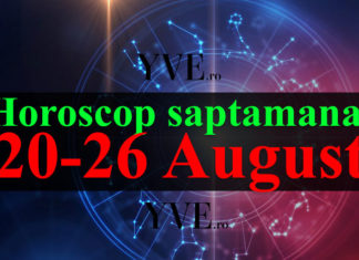 Horoscop saptamanal 20-26 August