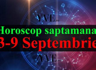 Horoscop săptămânal 3-9 Septembrie 2018