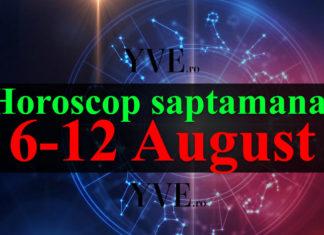 Horoscop saptamanal 6-12 August 2018