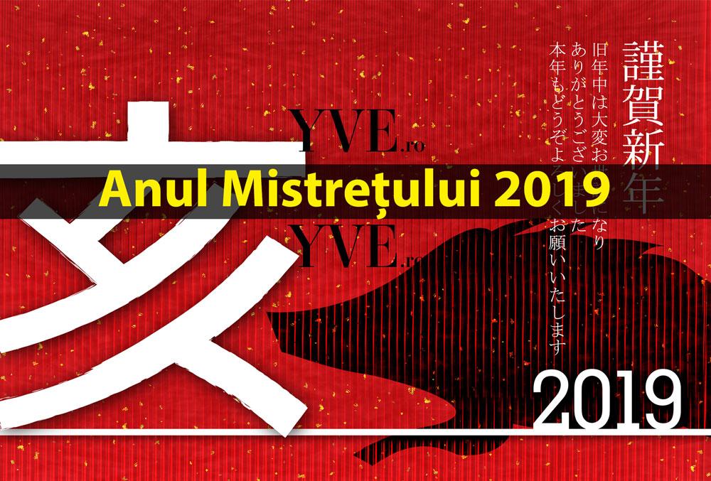Anul Mistrețului în zodiacul chinezesc 2019