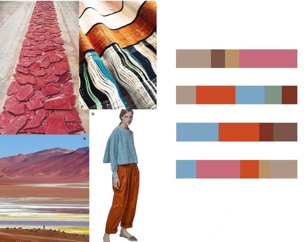 Culorile anului 2019 in moda