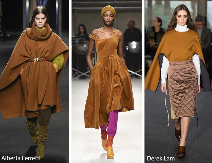culori la moda toamna 2019