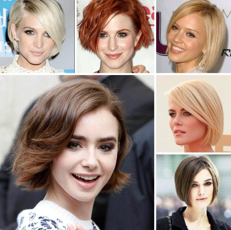 frizuri par scurt 2019