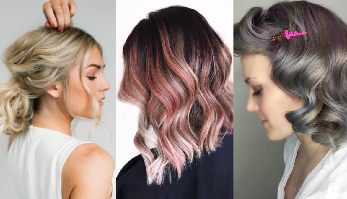frizuri pentru par mediu 2019