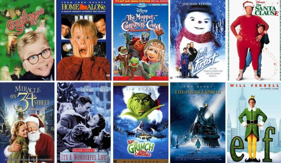 Cele mai frumoase filme de Crăciun