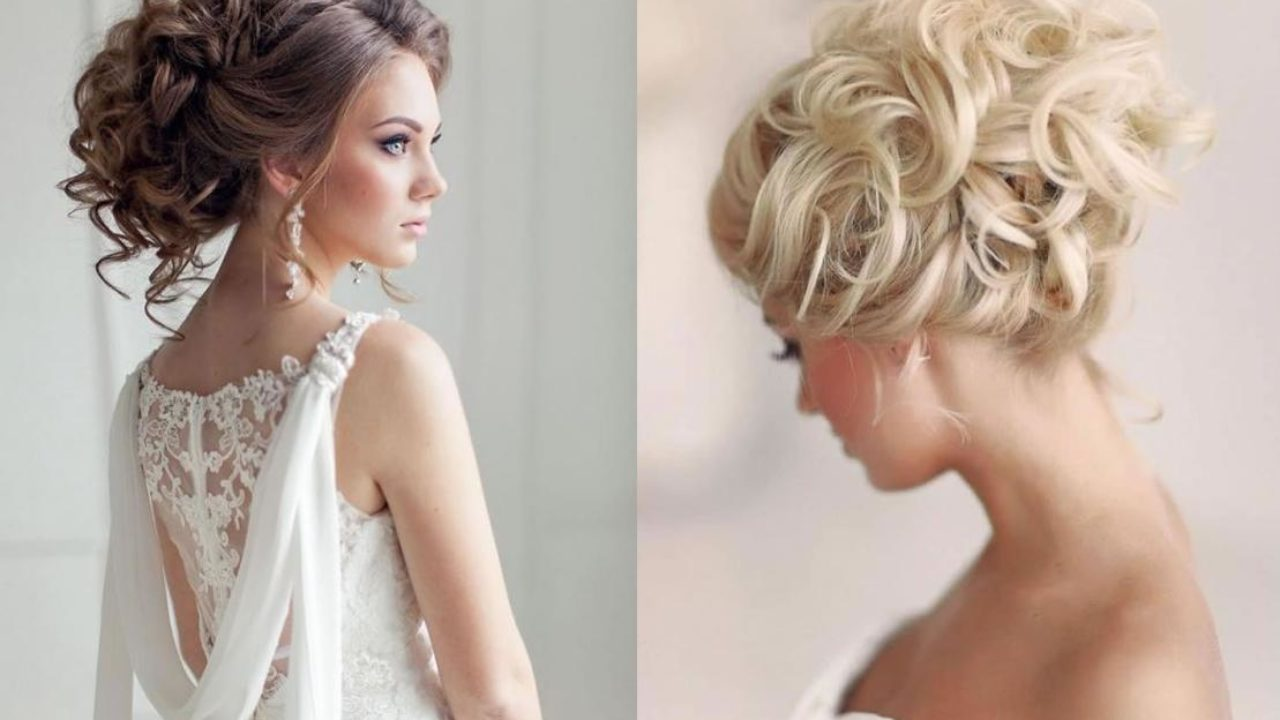 Coafuri De Nuntă 2019 Pentru Mirese Cu Păr Lung Mediu Sau