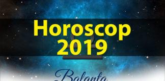 Horoscop Balanță 2019