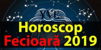 Horoscop Fecioară 2019