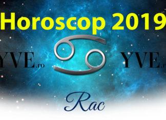 Horoscop Rac 2019