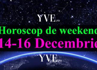 Horoscop de weekend 14-16 Decembrie 2018