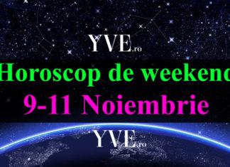 Horoscop de weekend 9-11 Noiembrie 2018
