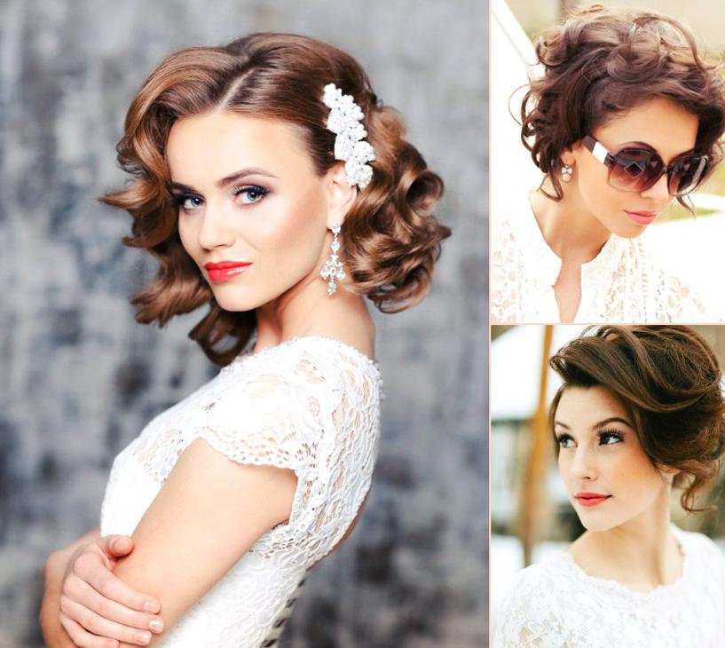 Coafuri De Nuntă 2019 Pentru Mirese Cu Păr Lung Mediu Sau Scurt