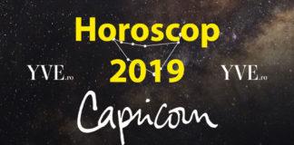 Horoscop Capricorn 2019