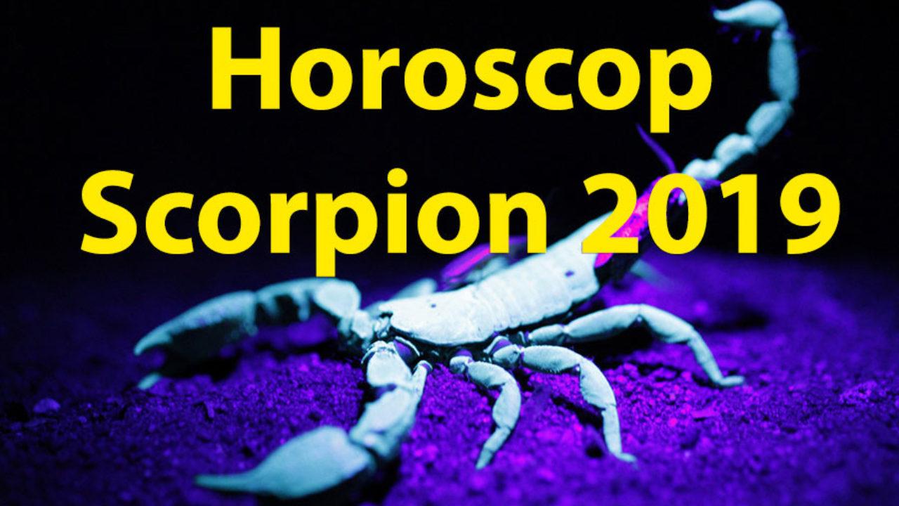 Horoscope semaine scorpion