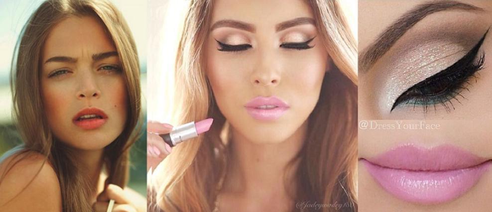 idei de makeup 2019