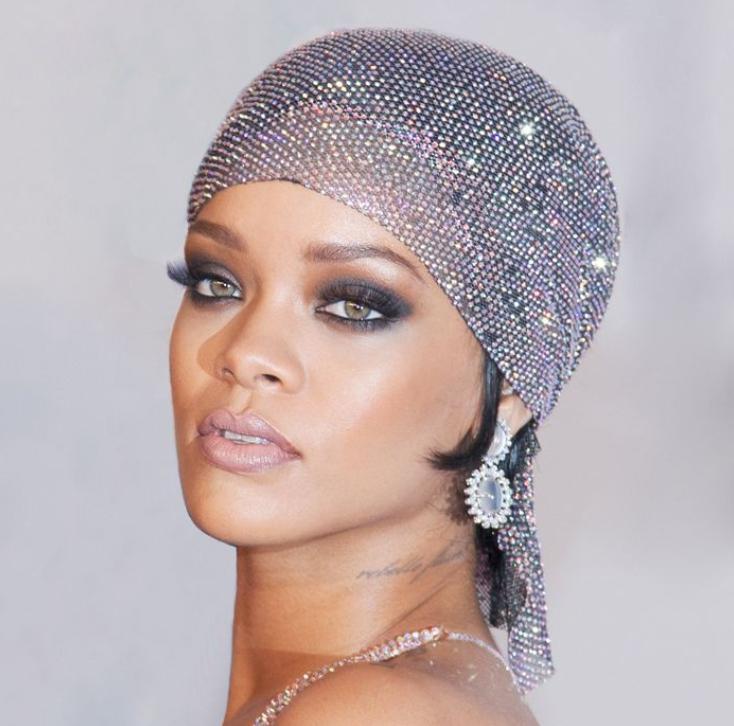 machiaj Rihanna 2019