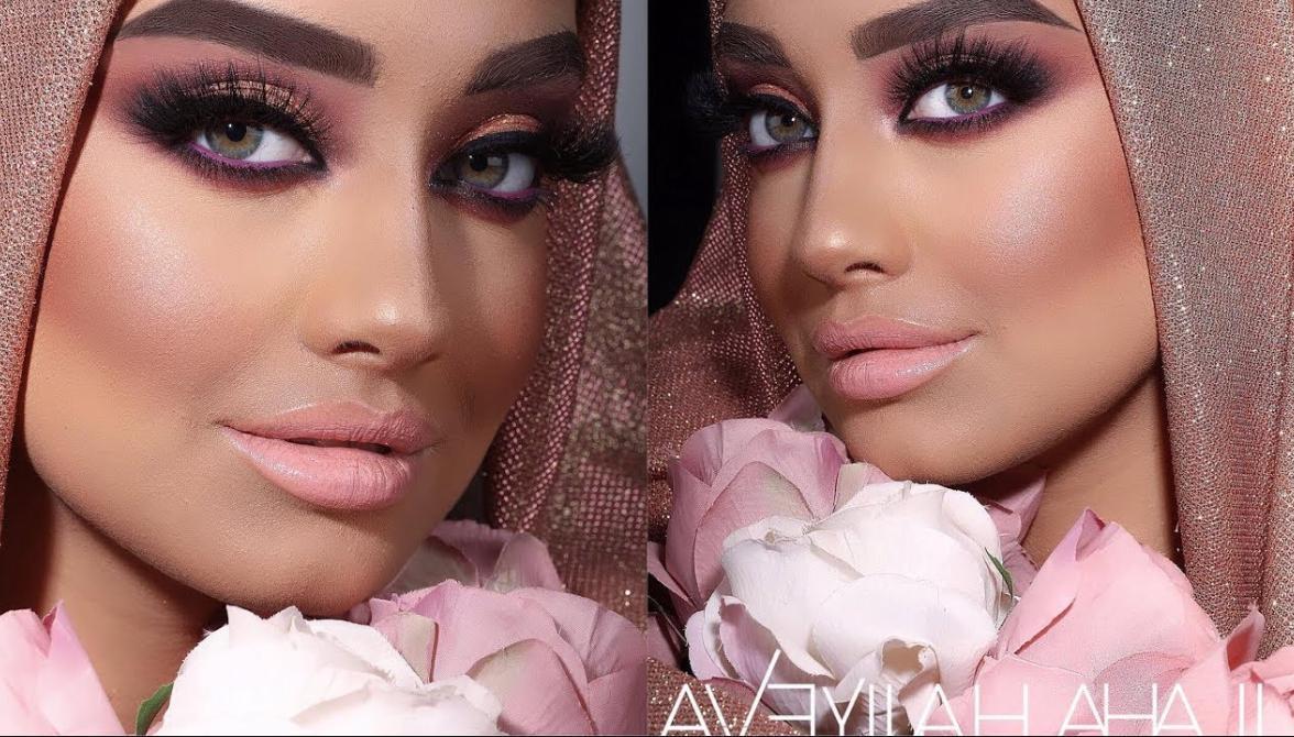 machiaj arabesc 2019