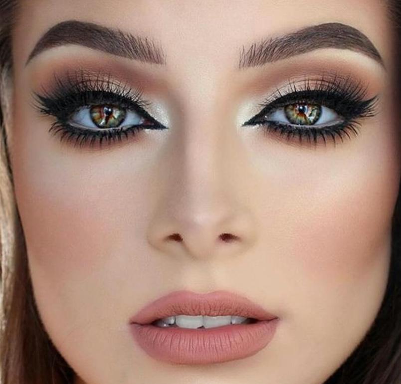 makeup de seara 2019