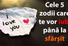 Cele 5 zodii care te vor iubi până la sfârșit