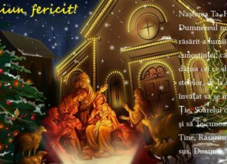 Mesaje de Crăciun creștine pentru Nașterea Domnului