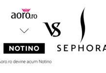 Notino sau Sephora