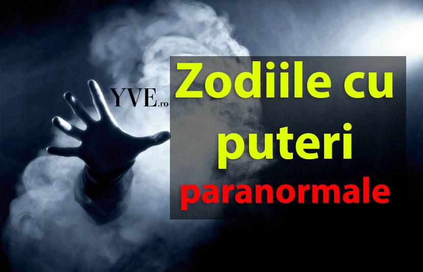 Zodiile cu puteri paranormale