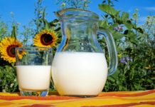Ce inseamna cand visezi lapte