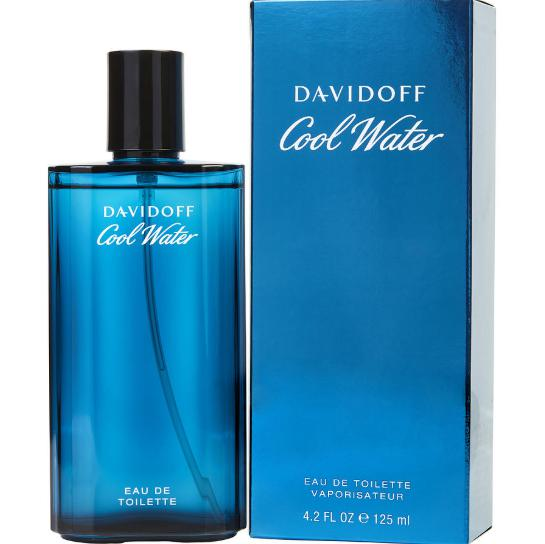 Cool Water By Davidoff For Men