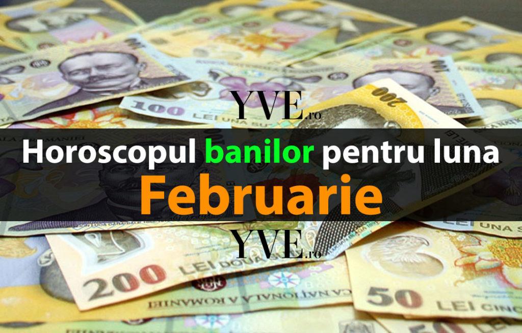 Horoscopul banilor pentru luna Februarie 2021
