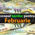Horoscopul banilor pentru luna Februarie 2020