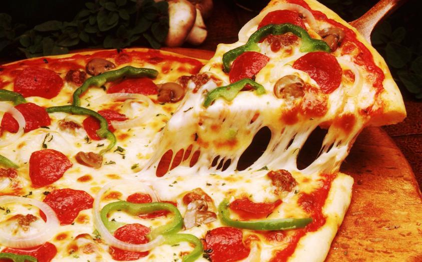 cate calorii are o pizza
