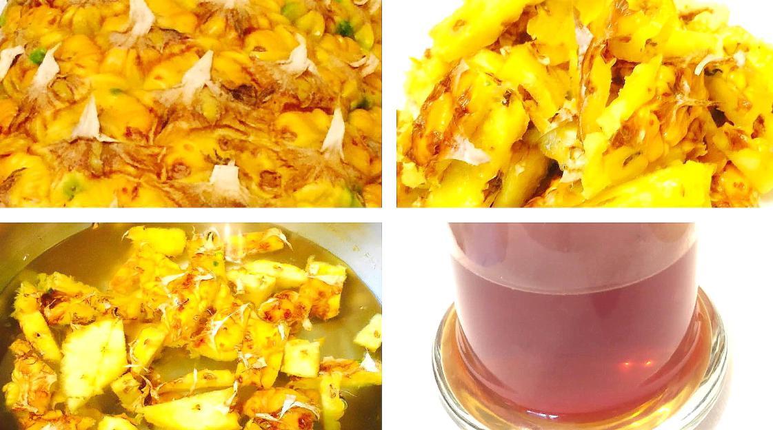 ceai de ananas