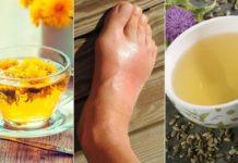 Ceai pentru eliminarea acidului uric