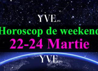Horoscop de weekend 22-24 Martie 2019