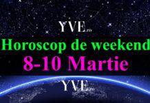 Horoscop de weekend 8-10 Martie 2019