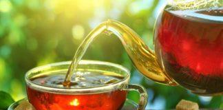 ceai diuretic