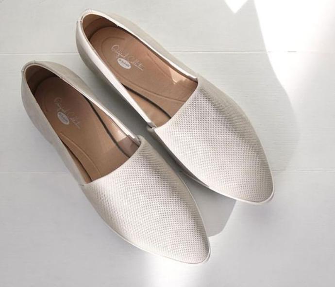 Pantofii casual cu talpa joasa