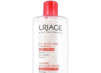 Apa micelara termala Uriage