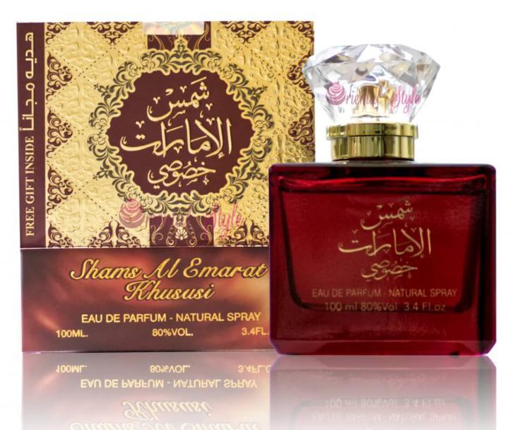 Parfum arabesc Shams Al Emarat dama