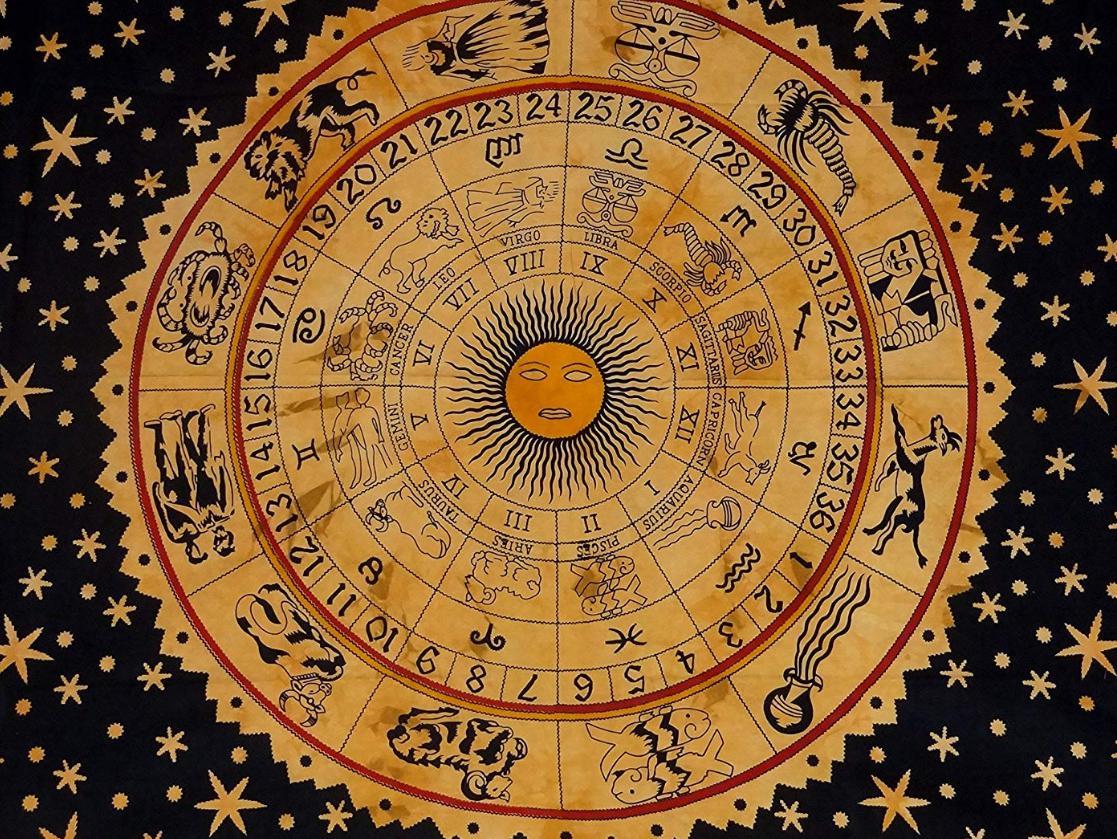 Zodiac indian 2019