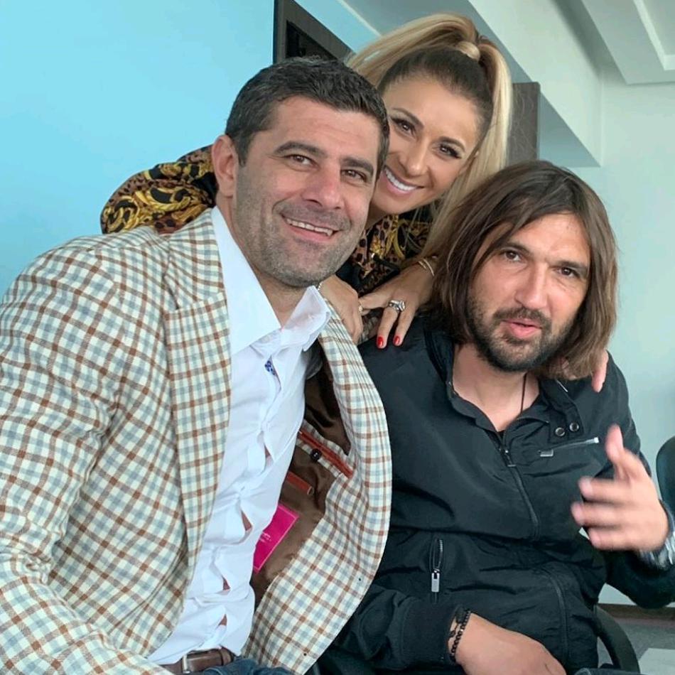 Anamaria Prodan Instagram ce i-a urat anamaria prodan lui dan alexa de ziua lui