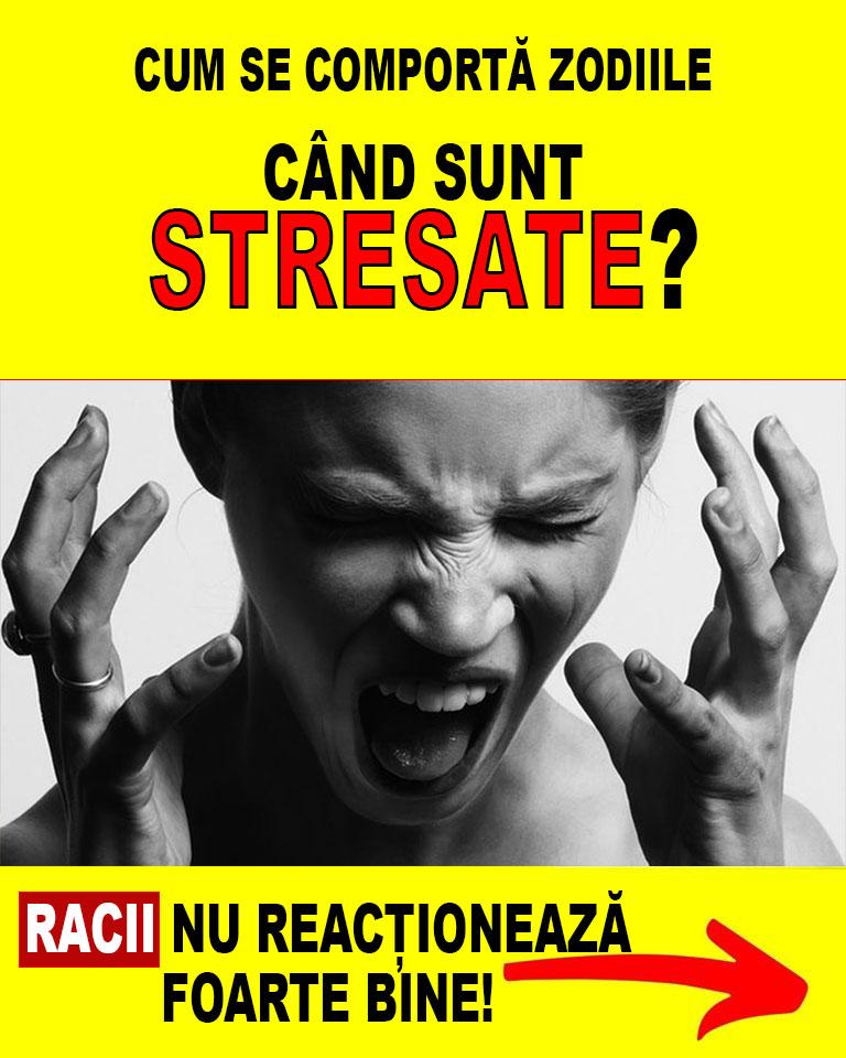 Cum se comportă zodiile când sunt stresate? Racii nu reacționează foarte bine!