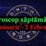 Horoscop saptamanal 27 Ianuarie - 2 Februarie 2020