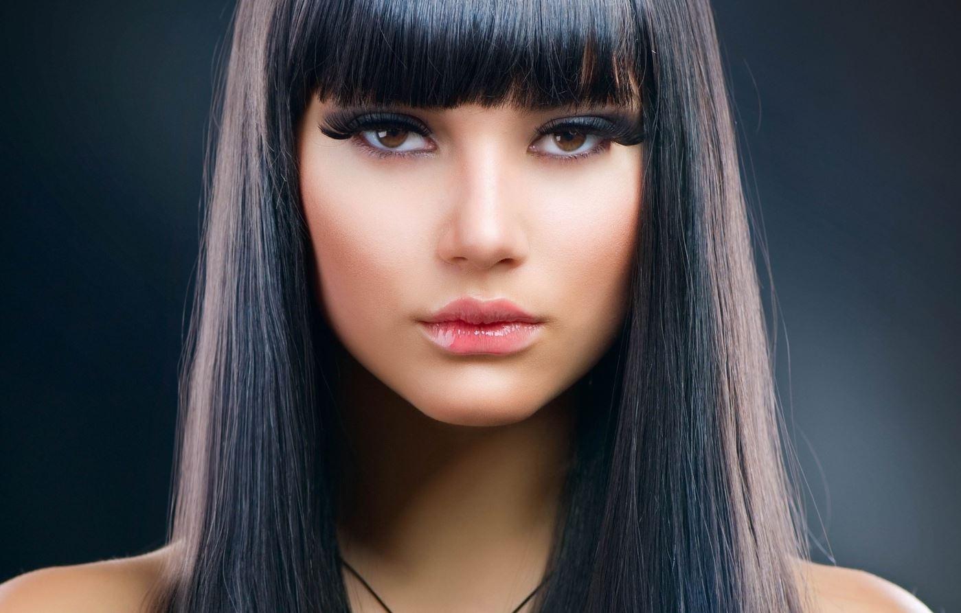 machiaj pentru brunete