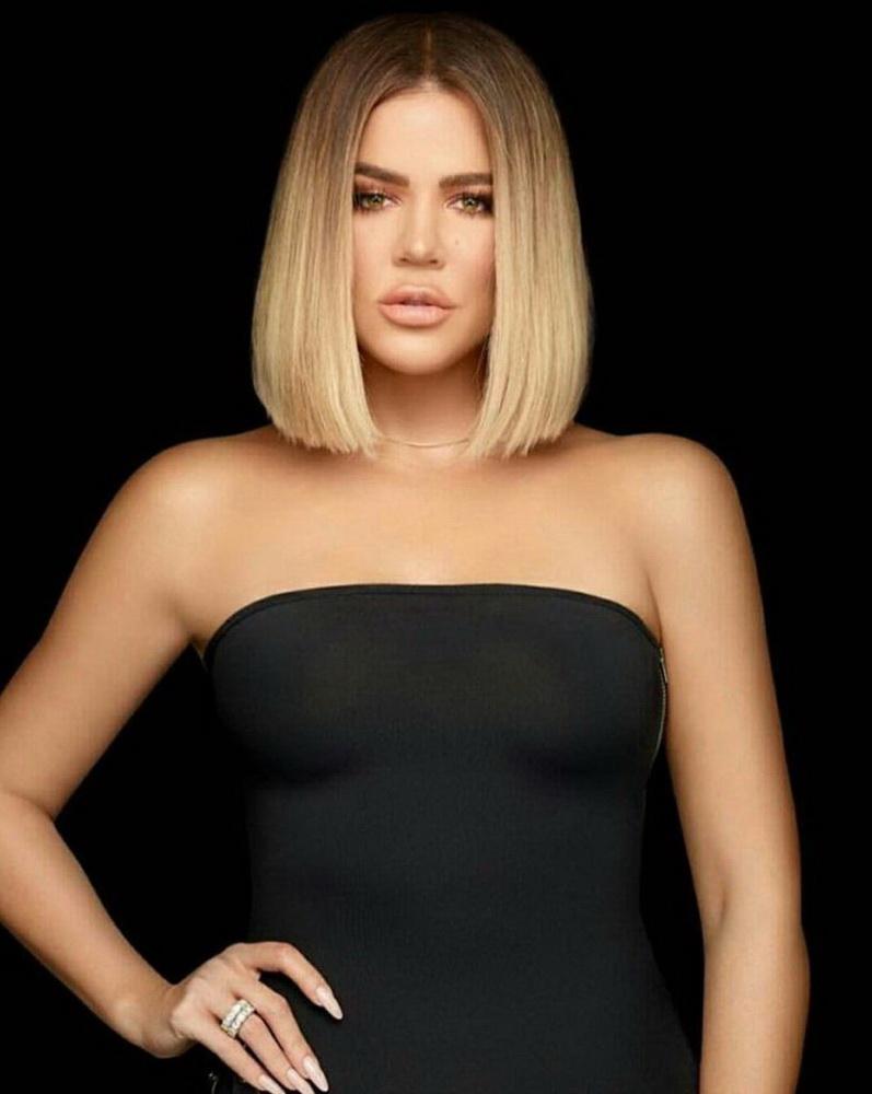 tunsoare bob Khloe Kardashian