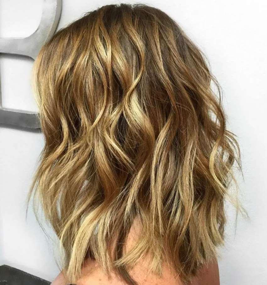 Blond auriu