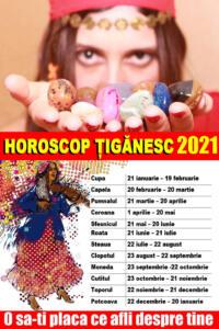 Horoscop tiganesc pentru 2021